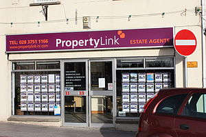 Property Link Estate Agents, Scotch Street, Armagh, County Armagh, Northern Ireland