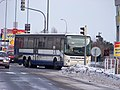 Prosecká, Irisbus Ares na lince 375.jpg