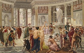 Сексуальные праздники в древнем вавилоне