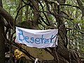 Protest banner in the Hambach forest 04.jpg