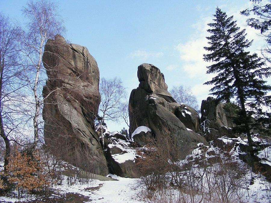 Czarnorzeki-Strzyżów Landscape Park