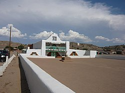 Pueblo of Santo Domingo Mission Church