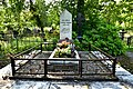 Pushkin. Kazan cemetery. Grave of A. R. Belyaev (1884-1942), science fiction writer.jpg