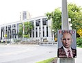 Putin khuilo! poster in front of the Russian Embassy in Ottawa, Canada (cropped).jpg