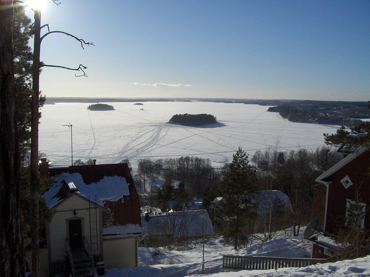 Pyhajarvi Tampere Wikipedia