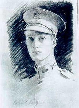 Katherine Winthrop McKean - Quincy Adams Shaw McKean, 1917, by John Singer Sargent (1856–1925)