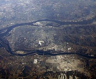 Quad Cities metropolitan area Metropolitan statistical area in the United States