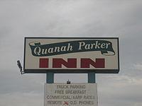Quanah Parker Inn, Quanah, TX Picture 2189