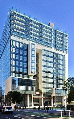 Queen Elizabeth II Courts of Law, Brisbane