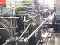 Queen Street Mill - 'Peace' Dobson Trip gear on Corliss valves 2776.JPG