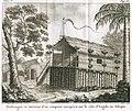 Quibangua et interieur d un comptoir européen sur la cote d Angole en Afrique2.jpg