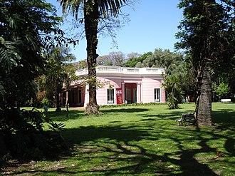 Florida Este, Buenos Aires - Quinta Trabucco, nowadays a cultural centre.