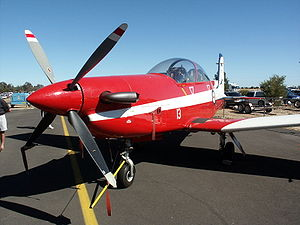 Pilatus PC-9 - RAAF PC-9 operated by 2FTS