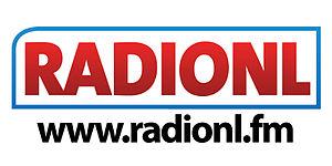 RadioNL - Image: RADIONL Logo + url