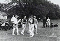 RAF vs RAAF cricket Holme-on-Spalding Moor 1942 AWM SUK10154.jpg