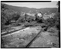 RAILWAY WITH LANDING CRAFT BACKROUND - Creque Marine Railway, Charlotte Amalie, St. Thomas, VI HAER VI,3-HASI,1-19.tif