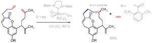 Diene - Image: RCM cyclophane example
