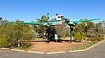 RFDS De Havilland Australia DHA-3 Drover VH-FDC CAAM, 2015.JPG