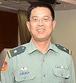 ROCA Major General Liu Te-chin 陸軍少將劉得金 (陸軍官校 相簿 9f8f74bd-fda5-e4a3-813c-151a6fd44e42 劉校長與學生留影合照).jpg