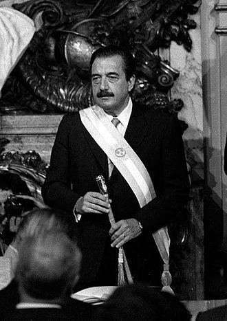Presidency of Raúl Alfonsín - Raúl Alfonsín's Presidential assignment, 1983.