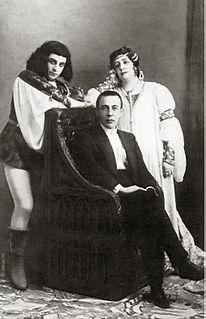 opera by Sergei Rachmaninoff
