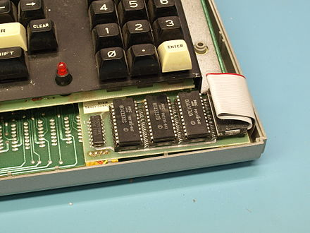 Tandy/RadioShack TRS-80 Model I Level II ROM Upgrade PCB Radio Shack Tandy TRS-80 Model I Level II ROM Upgrade PCB.JPG