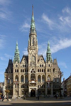 Liberec - Liberec Town Hall