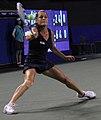 Radwanska Reaching a Forehand.jpg