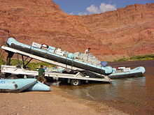 List of Colorado River rapids and features  Wikipedia