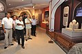 Raghvendra Singh Visits Science And Technology Heritage Of India Gallery With NCSM And VMH Dignitaries - Science City - Kolkata 2018-07-20 2586.JPG