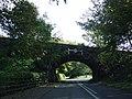 Railway Bridge over the A735 - geograph.org.uk - 1532621.jpg
