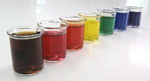 Food coloring - Natural food colors can make a variety of different hues