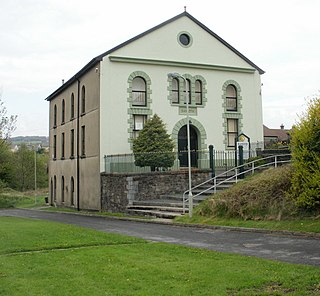 Ramoth, Hirwaun church in Rhondda Cynon Taf, UK