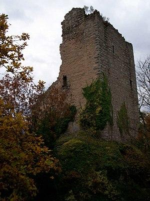 Château de Ramstein (Bas-Rhin) - Castle of Ramstein