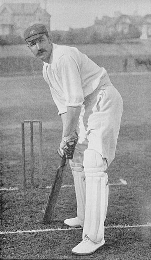 George Giffen - Image: Ranji 1897 page 457 G. Giffen
