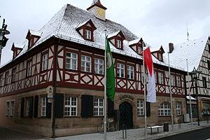Feucht - City hall