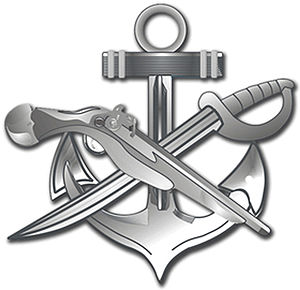 Special warfare combatant-craft crewmen - Image: Rating Badge SB