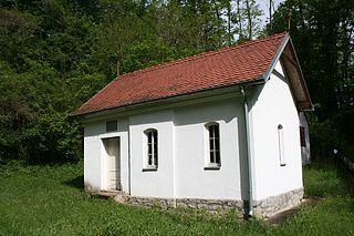 Ravnaja Village in Serbia