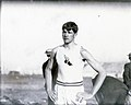 Ray Ewry of the New York Athletic Club, winner of three standing jump competitions at the 1904 Olympics.jpg