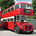 Reading Heritage Travel Routemaster bus RM999 (WVS 423), 13 July 2008.jpg