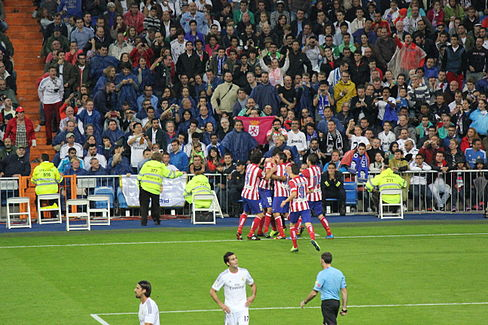Real Madrid vs. Atlético Madrid 28 September 2013. Diego Costa..JPG