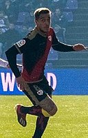 Real Valladolid - Rayo Vallecano 2019-01-05 9 (cropped) Trejo.jpg