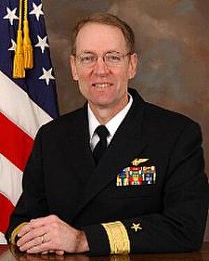 James Symonds - Image: Rear Admiral James A. Symonds