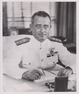 United States Merchant Marine Academy - 3rd Supt. Rear Admiral Richard McNulty