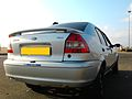 Rear view of Ford Ikon TDCi edited number plate.jpg