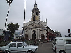 Recoleta Church of the Franciscan order