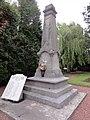 Recquignies (Nord, Fr) monument aux morts B.JPG
