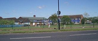 Fawdon - Regent Farm First School runs along the edge of the ward boundary.