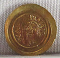 Regno longobardo, emissione aurea di liutprando, zecca di pavia, 712-744, 04.JPG
