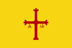 County of Álava - Image: Reino Asturias